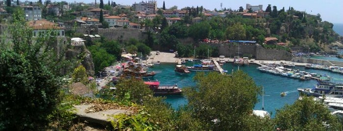 Yat Limanı is one of Antalya Must See Places.