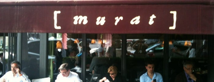 Le Murat is one of Three Jane's Guide to Paris.