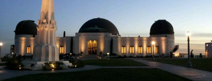 Griffith Observatory is one of Los Angeles by an LA Local.