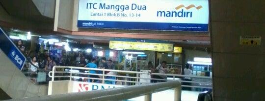 ITC Mangga Dua is one of Ancol.