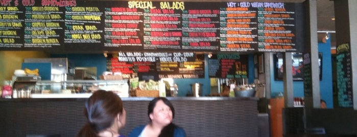 Green Peas is one of Culver City Casual Dining.