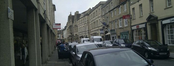 Cirencester is one of England 1991.
