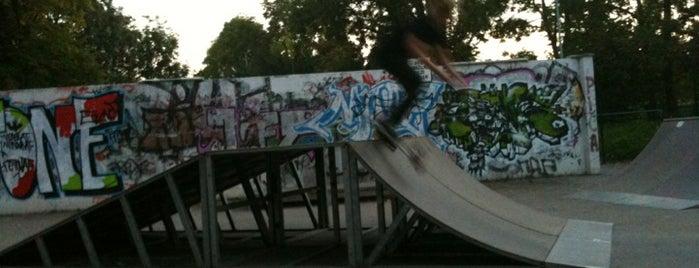 Skatepark Jinonice is one of Skate.