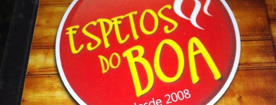 Espetos do Boa is one of All-time favorites in Brazil.
