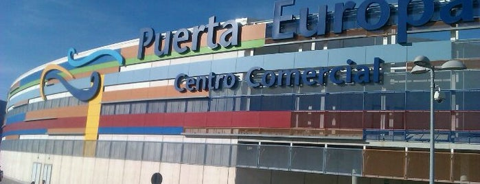 C.C. Puerta Europa is one of Alex.