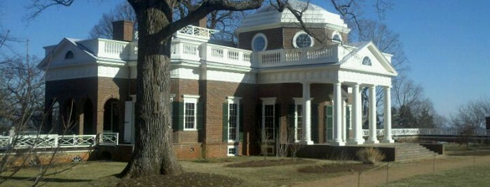 Monticello is one of Mr. President, Mr. President....