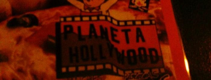 Planeta Hollywood is one of Locais amigos.