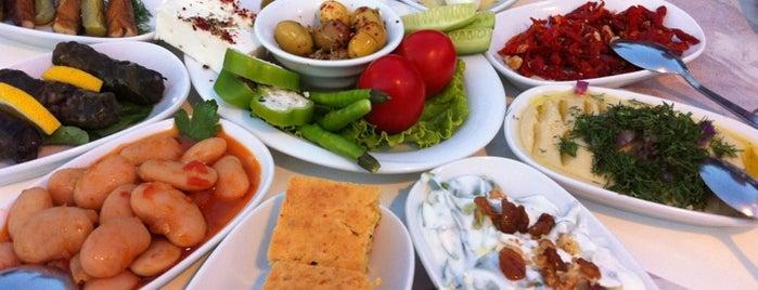 Çilingir Sofrası is one of Bodrums' populars.