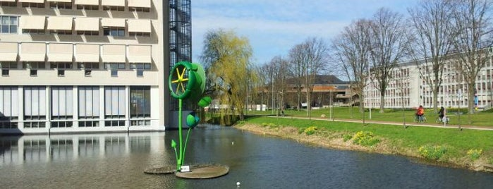 Faculty Mechanical, Maritime & Material Engineering is one of TU Delft Places.