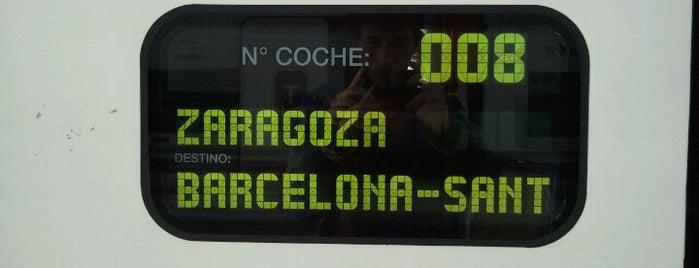 Málaga-María Zambrano Railway Station is one of 101 cosas en la Costa del Sol antes de morir.