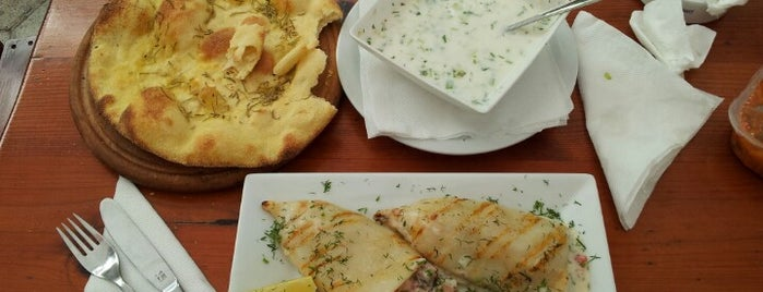 """Ресторант """"Златна Рибка"""" is one of Bulgaria."""