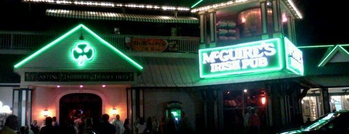 McGuire's Irish Pub of Destin is one of DRINKS.