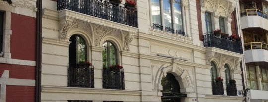 Hotel Hospes Palau de la Mar***** is one of 36 hours in...Valencia.