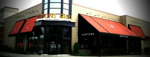 Burtons Grill is one of GF.