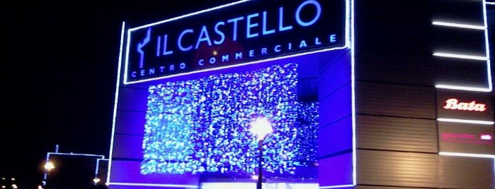 Centro Commerciale Il Castello is one of 4G Retail.
