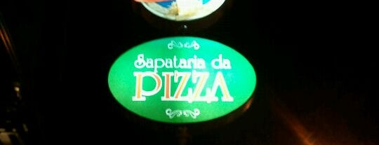 Sapataria da Pizza is one of Places.