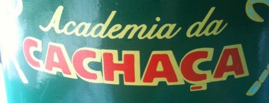 Academia da Cachaça is one of Sabor Carioca.