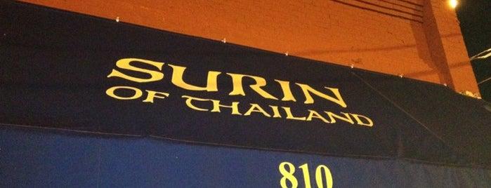 Surin of Thailand is one of Taste of Atlanta 2012.