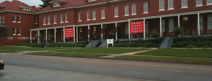 The Walt Disney Family Museum is one of Great City By The Bay - San Francisco, CA #visitUS.