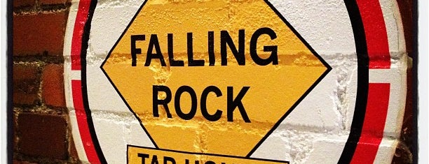 Falling Rock Tap House is one of Top Restaurants.