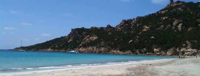 Plage de Roccapina is one of Corsica.