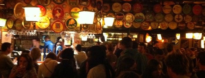 Delirium Café is one of Welcome to Beergium !.