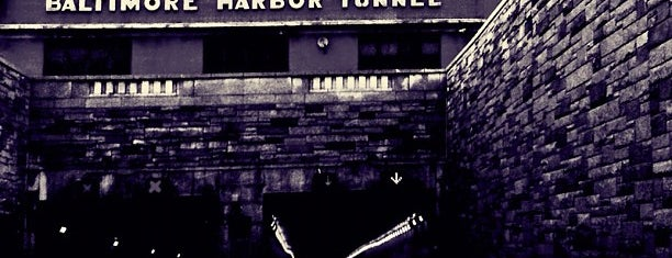 Baltimore Harbor Tunnel is one of Highways.