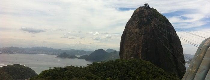 Morro da Urca is one of Rio 2013.
