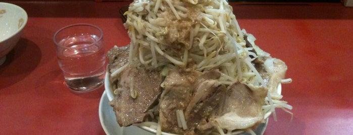 継承 あっ晴れ 大府店 is one of ラーメン.