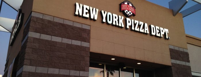 NYPD Pizza is one of Gluten-free/Food & Drink Allergy Friendly.