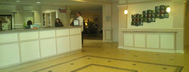 Hilton Garden Inn Waltham is one of Potential Vendors.