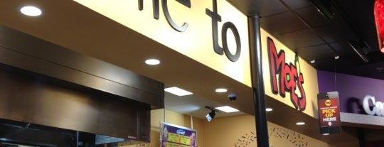 Moe's Southwest Grill is one of Kids Eat Free.