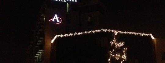 Hotel Alexandra is one of TREND Top restaurants.