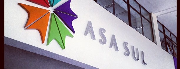 Asa Sul is one of Compras.
