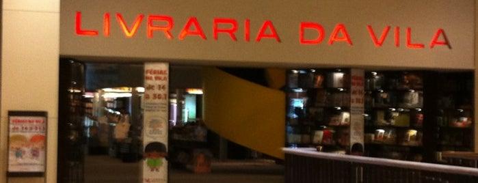 Livraria da Vila is one of Vivo Valoriza.