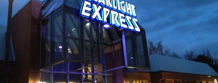 Starlight Express is one of 4sqRUHR Bochum #4sqCities.
