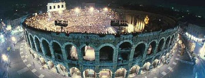 Arena di Verona is one of IT places-culture-history.
