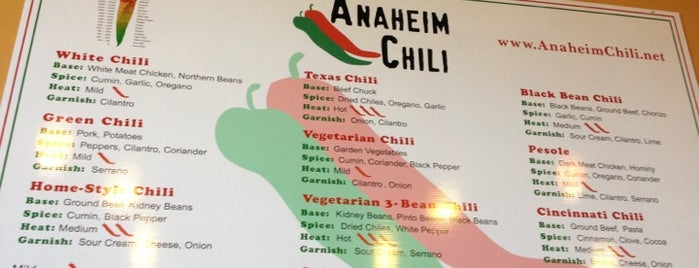 Anaheim Chili is one of Favorite Places.