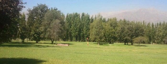 Parque Padre Hurtado is one of Santiago, Chile #4sqCities.