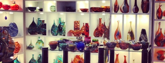 Mdina Glass is one of Malta.