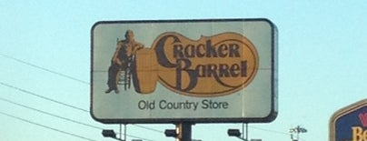 Cracker Barrel Old Country Store is one of Jade's Favorites.