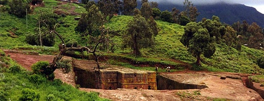 Lalibela World Heritage Center is one of UNESCO World Heritage Sites.