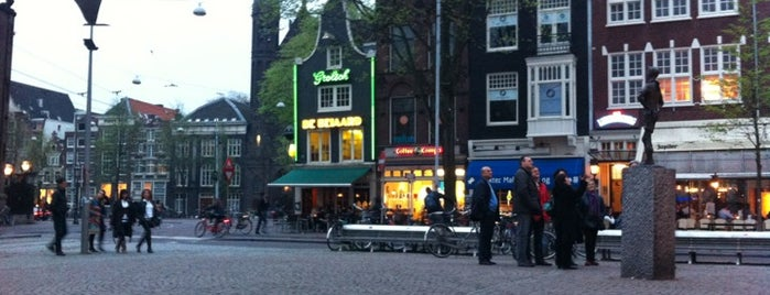 Spui is one of Must Visit in Amsterdam.