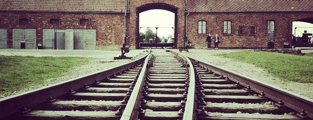Muzeum Auschwitz-Birkenau is one of Wroclaw-erasmus.