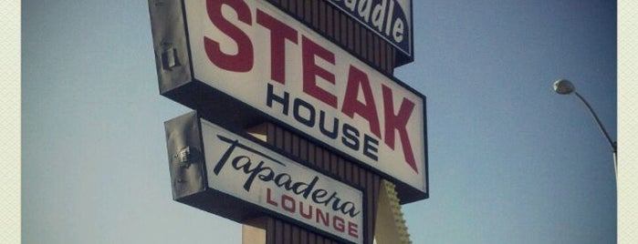 Silver Saddle Steakhouse is one of The 15 Best Places for a Steak in Tucson.