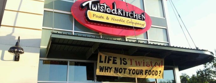 Twisted Kitchen is one of Let's Eat!.
