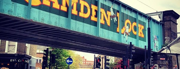 Camden Stables Market is one of London, baby!.