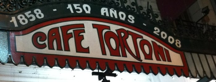 Gran Café Tortoni is one of mia.