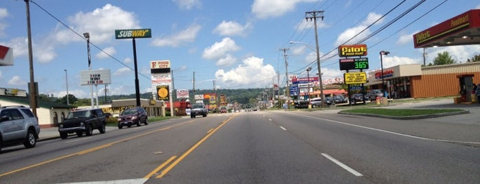 Fountain City, TN is one of Fountain City FUN!.