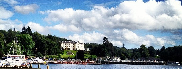 Lake Windermere is one of wedding days.